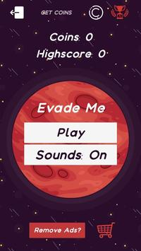 Evade Me poster
