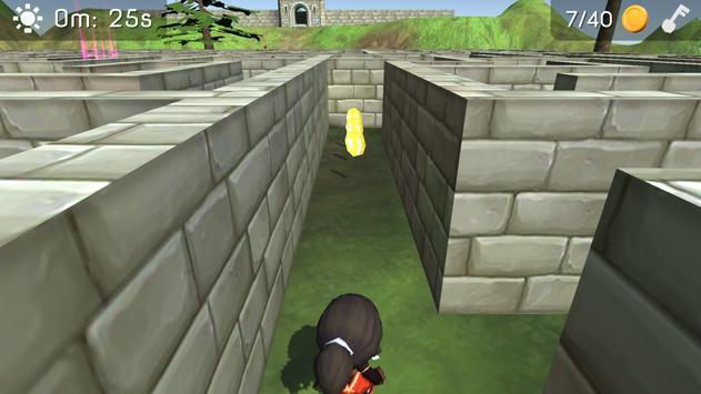 3D Maze screenshot 18