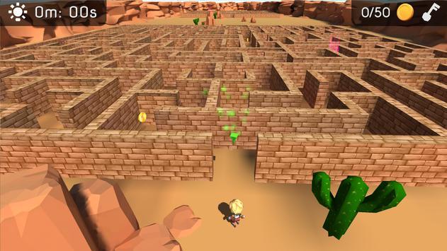 3D Maze screenshot 19