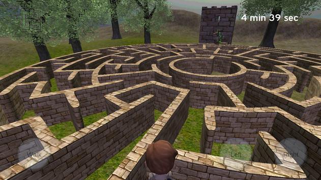 3D Maze screenshot 7