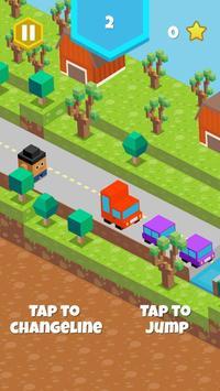 Blocky Mission Run screenshot 1