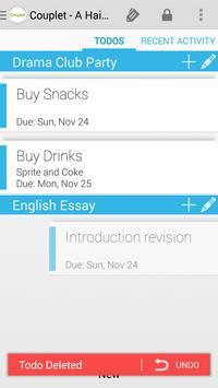 Couplet for Haiku Learning screenshot 3