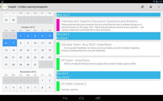 Couplet for Haiku Learning screenshot 7