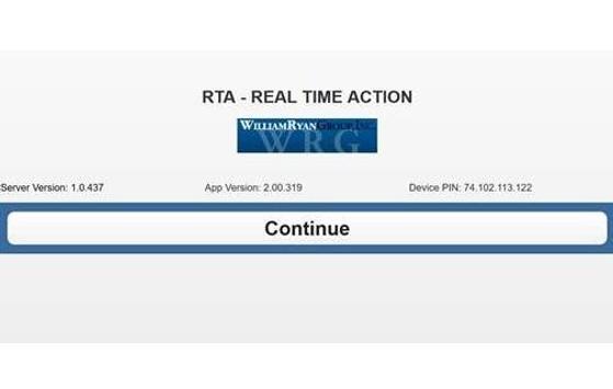 RTA9 screenshot 1