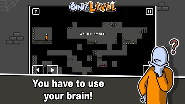 One Level: Stickman Jailbreak screenshot 3