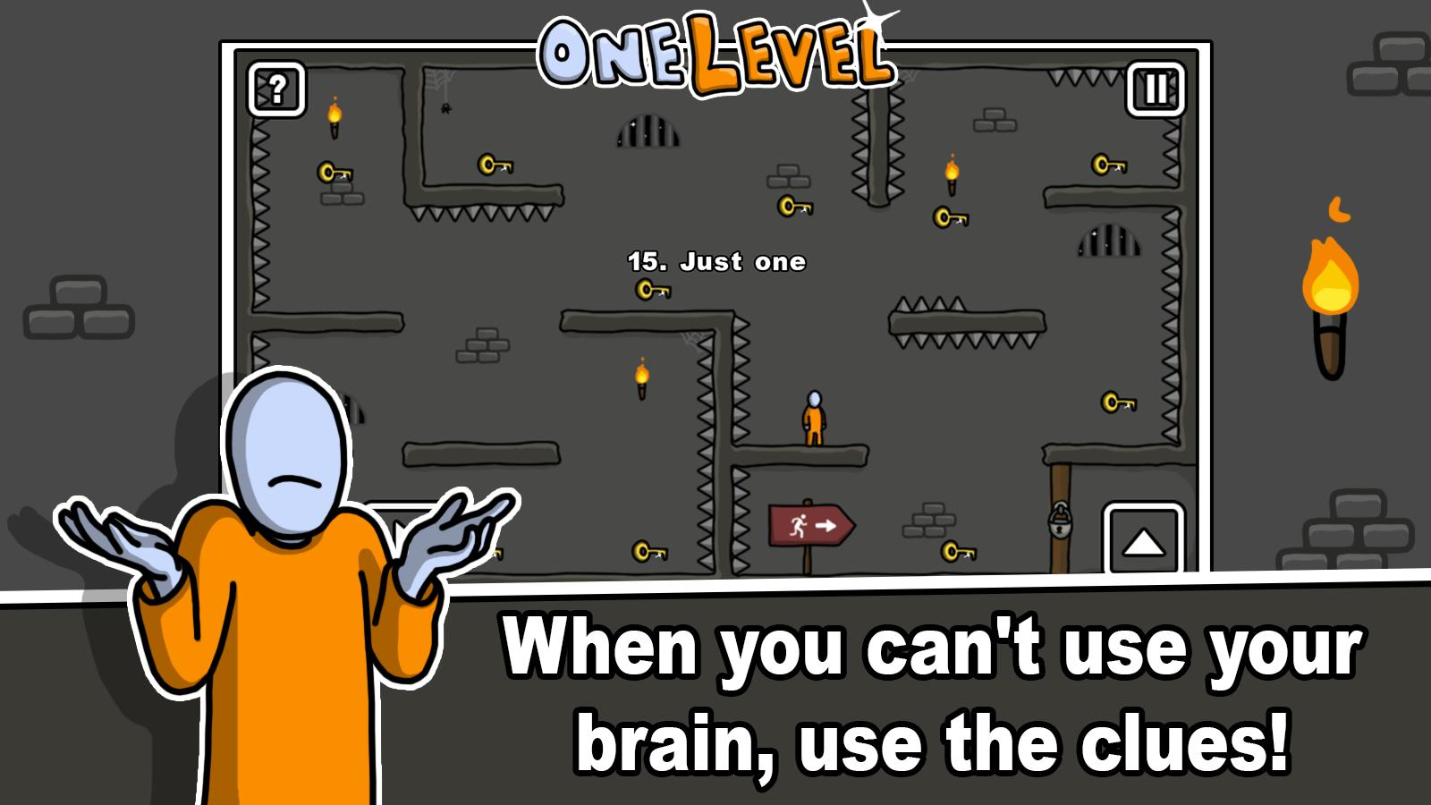 One Level: Stickman Jailbreak for Android - APK Download