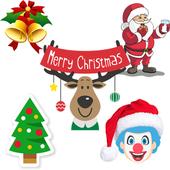 Christmas Stickers иконка