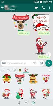 Christmas Stickers скриншот 2