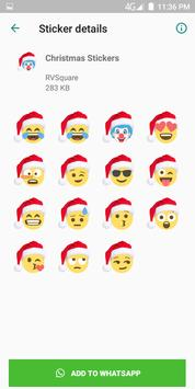 Christmas Stickers screenshot 5
