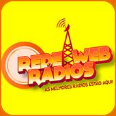 Rádios na Web App icon