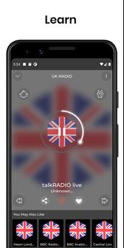 Radio Caroline Flashback Free Radio App screenshot 1