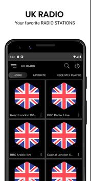 Radio Caroline Flashback Free Radio App screenshot 2