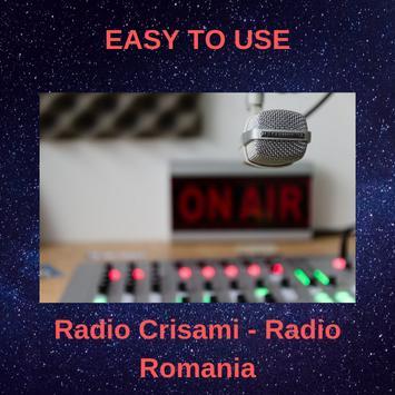 Radio Crisami - Radio Romania screenshot 5
