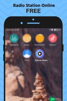 Sabras Radio UK AM 1260 App Station Free Online screenshot 3