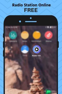 Radio 102 FM 106.9 NO App Station Free Online screenshot 3