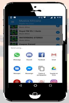 African Music Free The Best Live Radio free screenshot 2