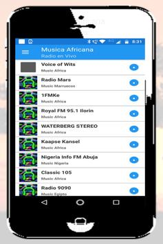 African Music Free The Best Live Radio free screenshot 4