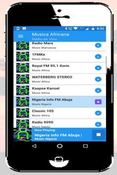 African Music Free The Best Live Radio free screenshot 7