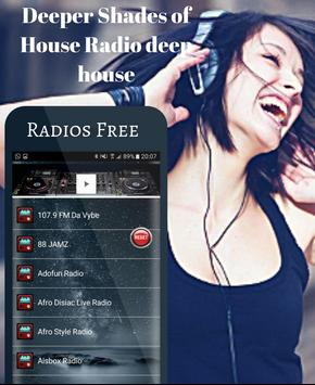 Deeper Shades of House Radio deep house screenshot 4
