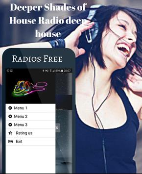 Deeper Shades of House Radio deep house screenshot 1
