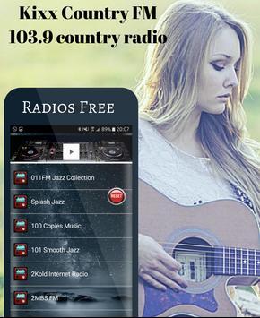 Kixx Country FM 103.9 country radio screenshot 5