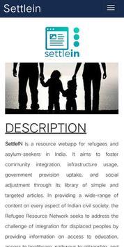SettleIn poster