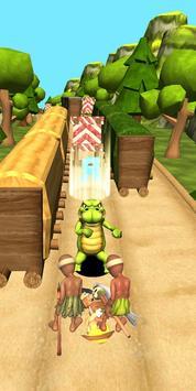 Jungle Runner 3D Poster