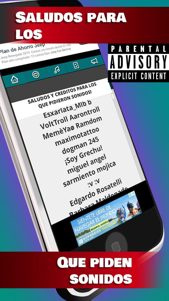 Sonidos RANDOM memes for Android - APK Download