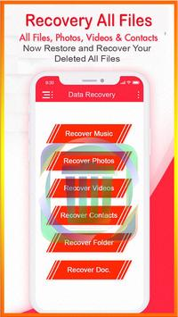 Easy Video Recovery :Recovery All Photo and Videos poster