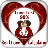 Top Love Test Calculator for You icon