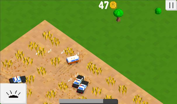 Rampage On Wheels screenshot 1