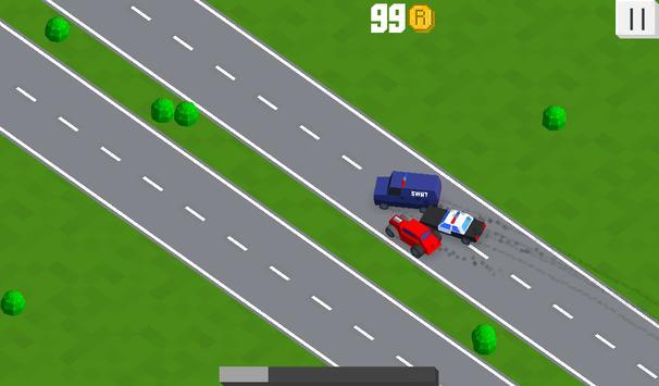 Rampage On Wheels screenshot 2