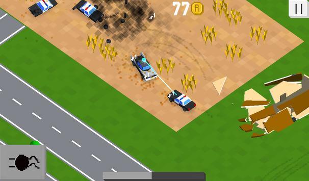 Rampage On Wheels screenshot 3