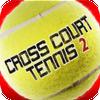 Cross Court Tennis 2 ícone