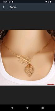 Popular Necklace Design screenshot 3