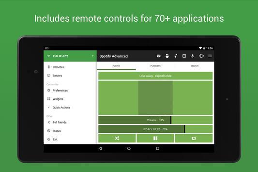 Unified Remote Screenshot 10