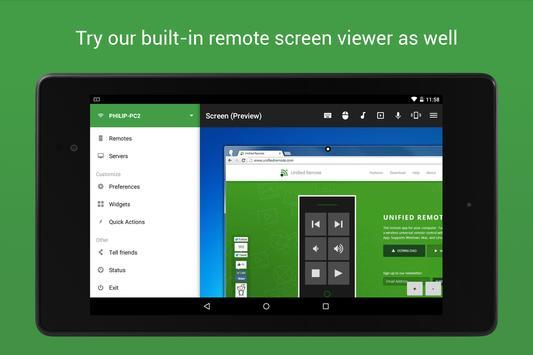 Unified Remote Screenshot 14