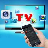 TV Remote Control For  All TV icon