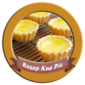 Resep Kue pie icon