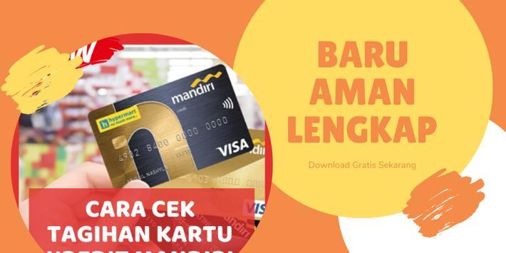 Cara Cek Tagihan Kartu Kredit Mandiri (Update) screenshot 1