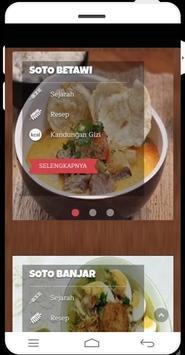 Soto recipe screenshot 1
