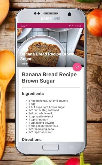 Easy Banana Bread Recipe For Android Apk Download