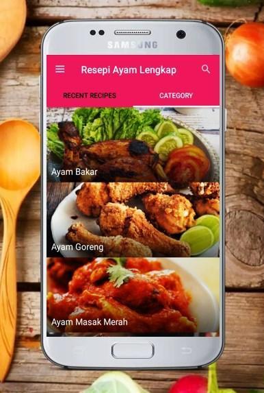 1001 Resepi Ayam Melayu For Android Apk Download
