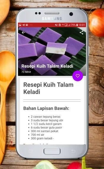 Resepi Kuih Talam For Android Apk Download