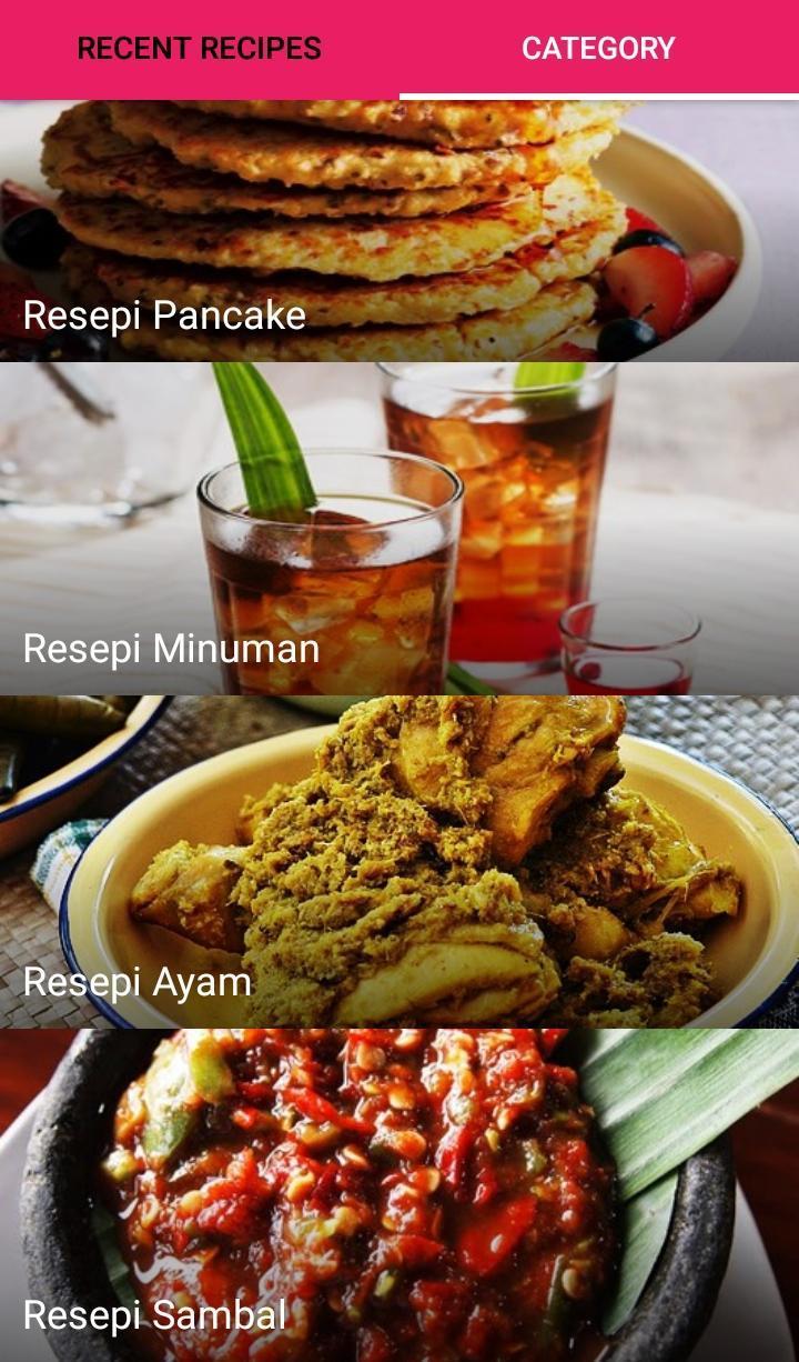 1001 Resepi Masakan Melayu For Android Apk Download