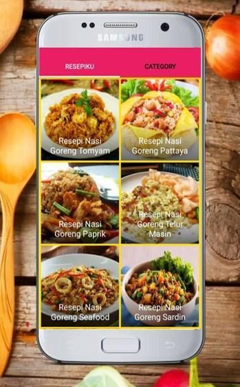 Resepi Nasi Melayu For Android Apk Download