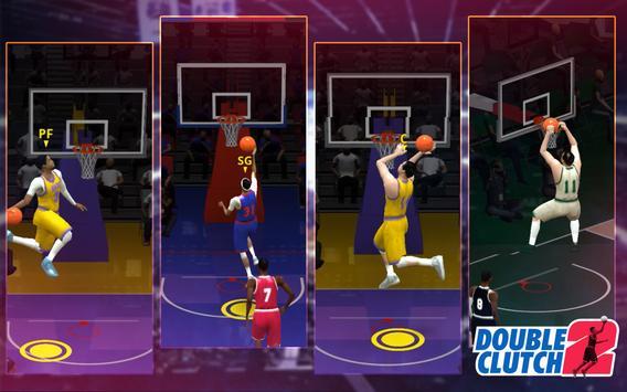 DoubleClutch 2 : Basketball Game screenshot 8