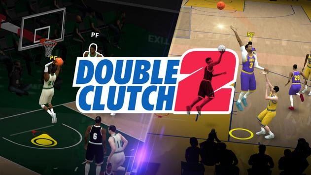 DoubleClutch 2 : Basketball Game poster
