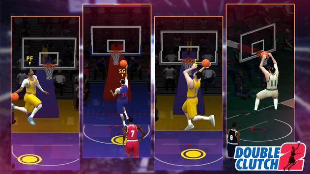 DoubleClutch 2 : Basketball Game screenshot 13