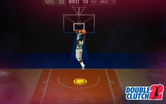 DoubleClutch 2 : Basketball Game screenshot 11